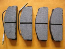 YUGO TEMPO 0.9,1.1,1.3 (91-) NEW DISC BRAKE PADS - DB728